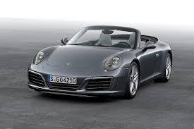 gray porsche 911 2017 porsche 911 same look turbo engine higher prices