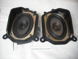 nissan almera tino review 2 x nissan almera tino front door speaker pair