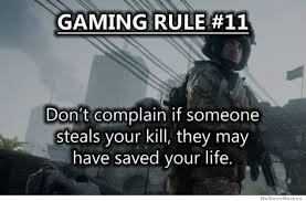 We Know Memes - gaming rules gaming rule 11 weknowmemes video games
