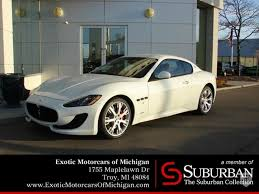 maserati grancabrio sport 9 maserati granturismo for sale on jamesedition