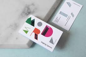 die cut business cards u2013 modern stages modern spaces cardrabbit com