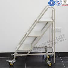 Steps With Handrails Safety Step Ladders With Handrail Safety Step Ladders With