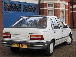 1986 peugeot 309 partsopen