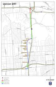 Metro Gold Line Map by Uptownbrt