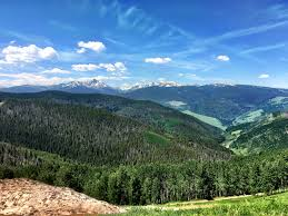 Vail Mountain Map Head To Vail Valley After The Snow Melts