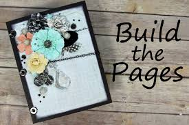 small photo album build the pages ultimate small pocket page album