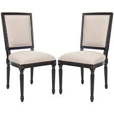 ballard designs louis xvi square back side chair copycatchic