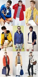 nautical chic attire men s nautical trend ss13 update fashionbeans