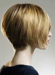 front and back views of chopped hair back view of short bob hairstyles hairstyle for women man