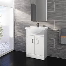 Bathroom Basin Cabinets Vanity Unit With Basin Soakcom - Bathroom sink and cabinets