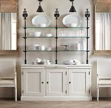 Glass Shelves For Kitchen Cabinets 30 Shelf Designs For Every Room In Your Home White Dinnerware