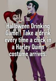 Drinking Halloween Costumes Halloween Drinking Game Drink