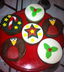 little frosty christmas cakes recipe bbc good food