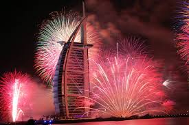 New Year Decoration In Dubai by New Year U0027s Eve Fireworks Around The World Mydesignbeauty