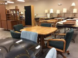 Panorama Serves Up Hidden Treasures At Two Charity Thrift Stores - Encore furniture