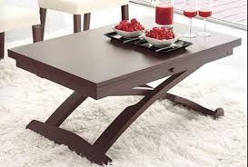 Calligaris Coffee Table by Wooden Coffee Table Convertible Living Room Mascotte Connubia Foldable