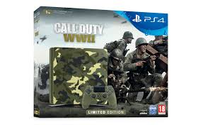 darth vader ps4 black friday europe introducing the limited edition call of duty wwii ps4