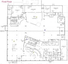 Student Center Floor Plan by Harrisburg Campus Cooper Naming Opportunities
