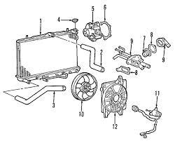 2001 hyundai elantra thermostat replacement parts com hyundai thermostat partnumber 2562023500