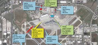 Houston Tunnel Map Houston Airports Doing Business