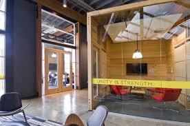 Inspiring Offices by Modern Office Interior Glass Design Make An Inspiring Office For