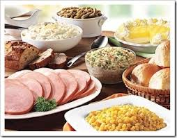 thanksgiving dinner from bob divascuisine