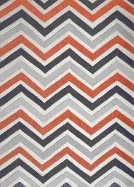 grey and orange area rug rug designs