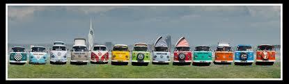 volkswagen bus beach gallery vwt2oc
