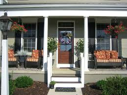 porch ideas back to ideas front porch designs front yard bench small front