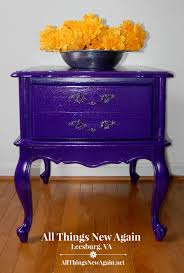 Dixie Bedroom Furniture Pretty Painted Nightstands On Sale At All Things New Again