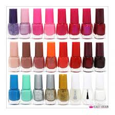 48 nail polish 2 boxes different colours np91707 12 99