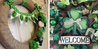 15 diy st patrick u0027s day wreaths best wreaths for st patrick u0027s day