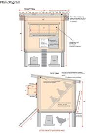 free house blueprints chicken house blueprints free homes zone