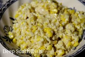 deep south dish southern style creamed corn
