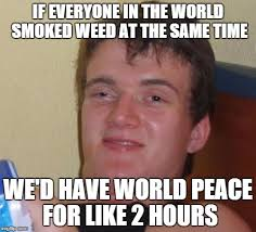 World Peace Meme - for everyone who wishes for world peace for the holidays imgflip