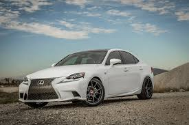 tuned lexus is 250 vorsteiner wheels lexus is250 free lug nuts unleashedwheels