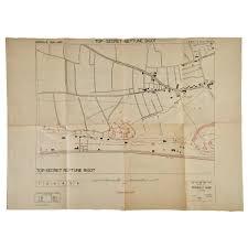 D Day Map World War Ii Complete Set Of Six Neptune Bigot Assault Maps For