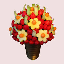 fruit flower bouquets fruity gift strawberry fruit bouquet fresh fruit flowers and
