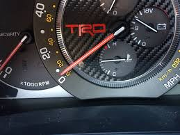 lexus is200 key fob not working my speedometer is not working after decal installation added more