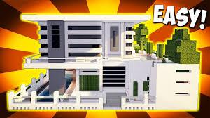Modernhouse by Minecraft Big Modern House Mansion Tutorial How To Make