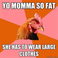 Hen Meme - anti joke chicken know your meme
