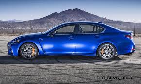 lexus gs f vs bmw m5 super sedan design shootout