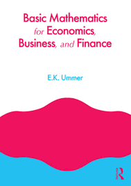 basic mathematics for economics business and finance ebook by ek