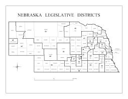 Zip Code Map Omaha Nebraska Legislature Maps Clearinghouse