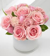 pink bouquet get well flowers the profoundly pink bouquet hospital gift shop