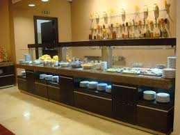 Buy Buffet Table Customize Long Hotel Restaurant Modern Furniture Buffet Table