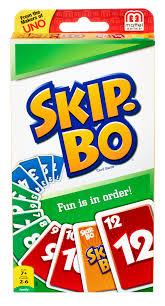 halloween card game skip bo card game walmart com