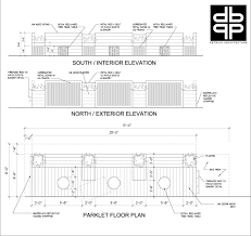 floor plan for bakery hewn bakery parklet u2014 petrick architecture