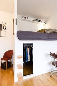 low loft bed with closet underneath http www homedecoras net
