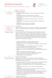 Restaurant Manager Resume Samples by Gérant De Restaurant Exemple De Cv Base De Données Des Cv De
